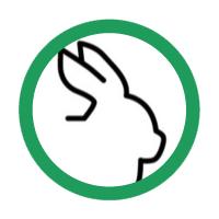 für Kaninchen